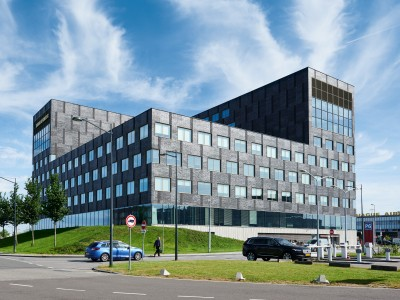 Cornerstone Business Park Rotterdam The Hague Airport