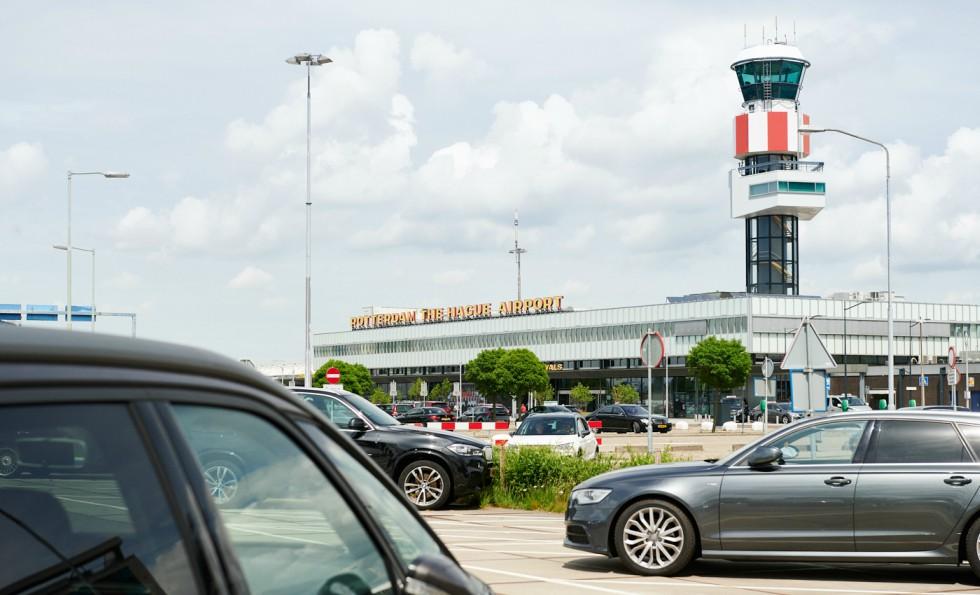 Parkeren Rotterdam The Hague Airport Business Park