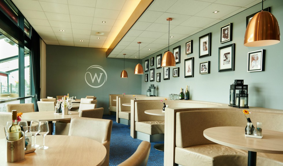 Restaurant Wings Rotterdam The Hague Airport Business Park